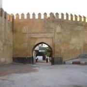 באב אל מא'אם - כניסה לעיר