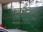 Cemetery of sefrou
