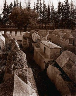 Cemetery of sefrou
