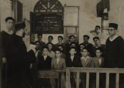 rabi david yeshiva