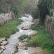 הנהר שחוצה את העיר צפרו