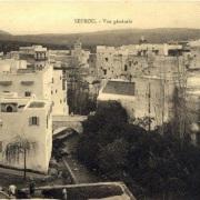 תמונות העיר צפרו מראשית המאה