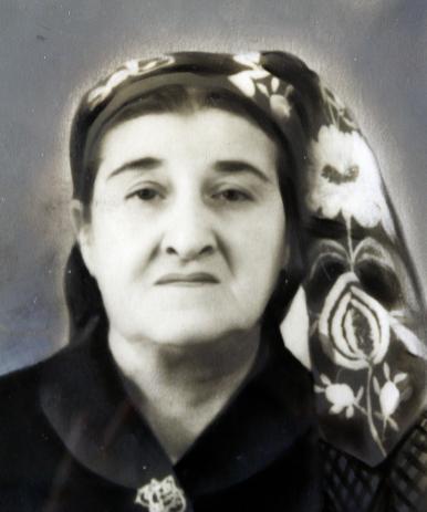 """רבקה אזולאי ז""""ל"""