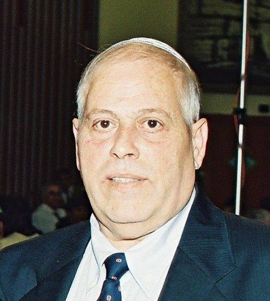 תמונה לעמוד ההנצחה של יעקב ציון הרוש זכרונו לברכה