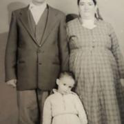 """יצחק וחנה חמו ז""""ל"""