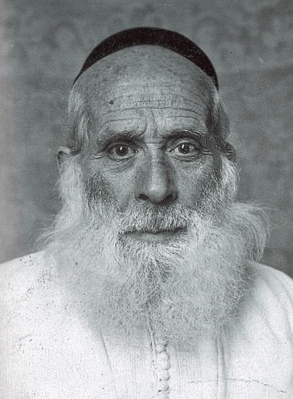 """רבי אליהו אביטבול זצ""""ל"""