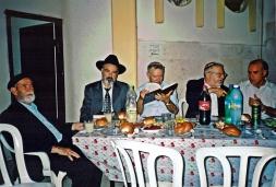 יהודה אלבז , הרב בוהדנה , הרב שמעון תורג'מן , הרב ציון תורג'מן