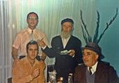 רבי יעקב חביבי אטרזמאן ובניו נפתלי ואברהם תורג'מן