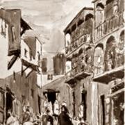 המלאח של צפרו 1901