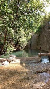 קסקד מפל המים בצפרו