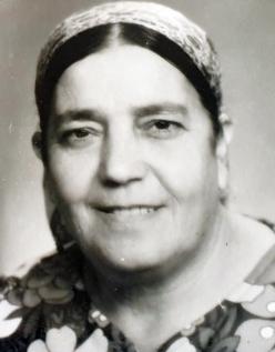 """רבקה טפירו ז""""ל"""