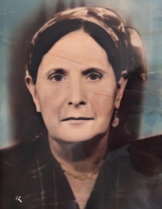 """רבקה רחמה אפריאט לבית פוני ז""""ל"""