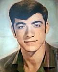רפאל כהן בצעירותו