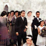 חתונה של גרסיה טובלי חיים טובלי , שולה טובלי , מאיר איטח