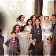 אהרון טובלי , גרסיה טובלי ואבנר אסולין , חנה טובלי לבית אוליאל