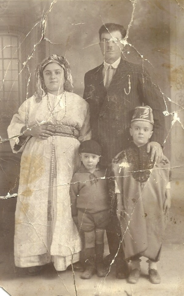 Avraham and Sultana Tobaly