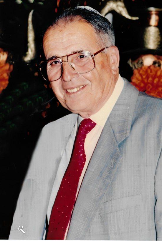 """מרדכי אלבז ז""""ל"""